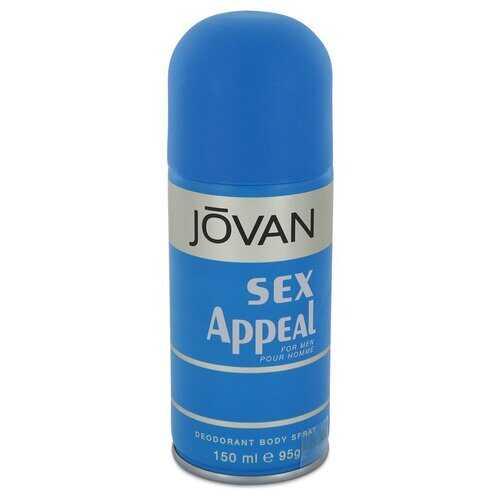 Sex Appeal by Jovan Deodorant Spray 5 oz (Men)