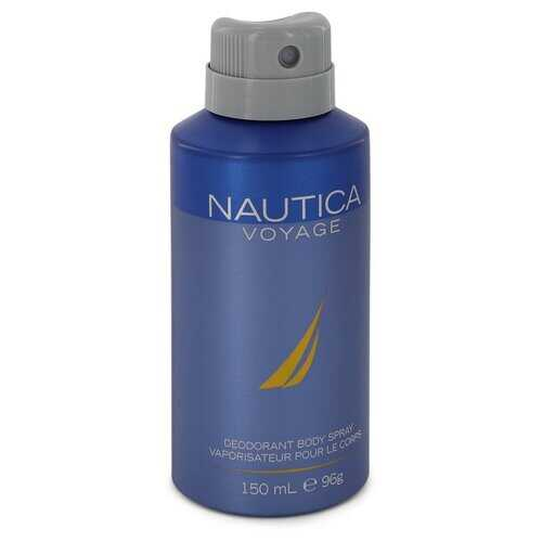 Nautica Voyage by Nautica Deodorant Spray 5 oz (Men)
