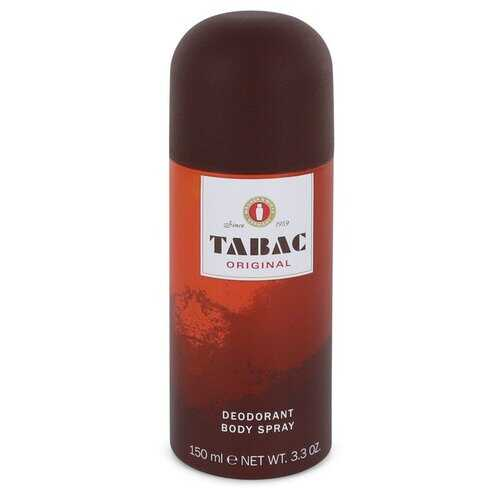TABAC by Maurer & Wirtz Deodorant Spray Can 3.4 oz (Men)