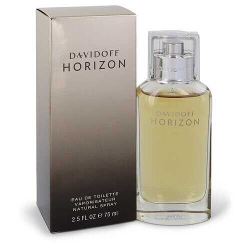 Davidoff Horizon by Davidoff Eau De Toilette Spray 2.5 oz (Men)