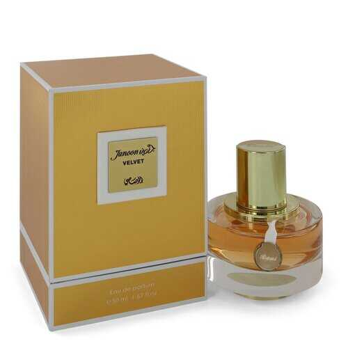 Rasasi Junoon Velvet by Rasasi Eau De Parfum Spray 1.67 oz (Women)