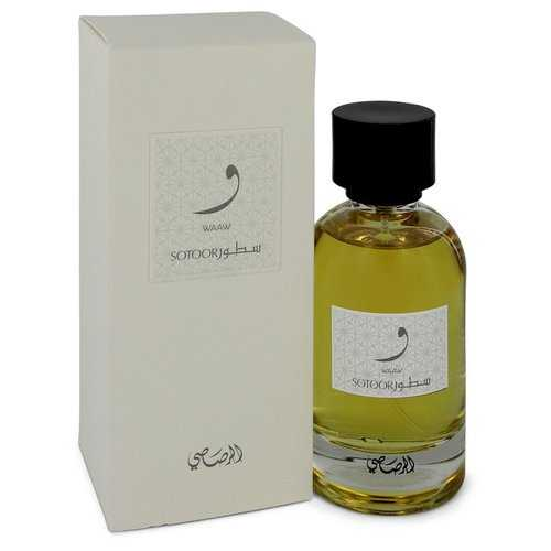 Sotoor Waaw by Rasasi Eau De Parfum Spray 3.33 oz (Women)