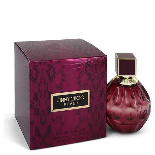 Jimmy Choo Fever by Jimmy Choo Eau De Parfum Spray 2 oz (Women)