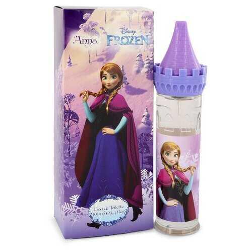 Disney Frozen Anna by Disney Eau De Toilette Spray (Castle Packaging) 3.4 oz (Women)