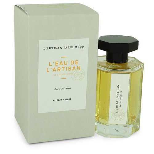 L'eau De L'artisan by L'artisan Parfumeur Eau De Cologne Spray 3.4 oz (Men)
