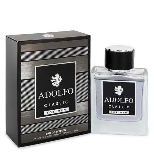 Adolfo Classic by Francis Denney Eau De Toilette Spray 3.4 oz (Men)