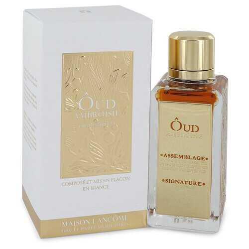 Lancome Oud Ambroisie by Lancome Eau De Parfum Spray 3.4 oz (Women)