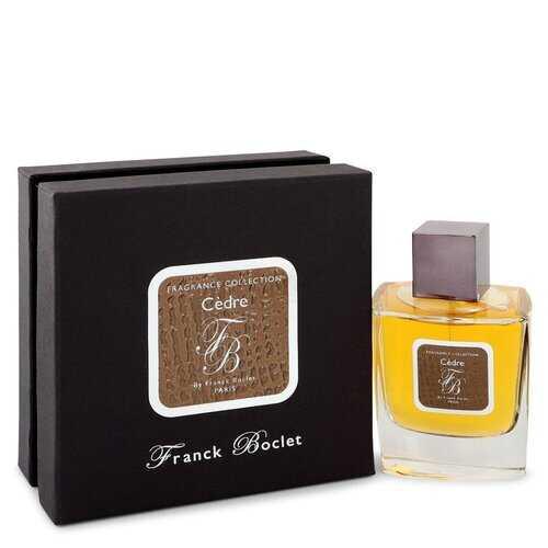 Franck Boclet Cedre by Franck Boclet Eau De Parfum Spray 3.4 oz (Men)