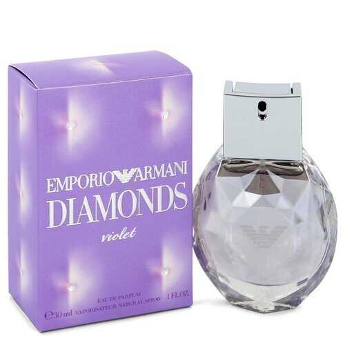 Emporio Armani Diamonds Violet by Giorgio Armani Eau De Parfum Spray 1 oz (Women)