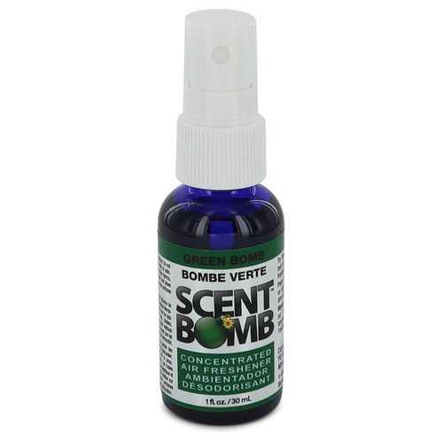 Scent Bomb Air Freshener by Scent Bomb Green Bomb Concentraded Air Freshener Spray 1 oz (Men)