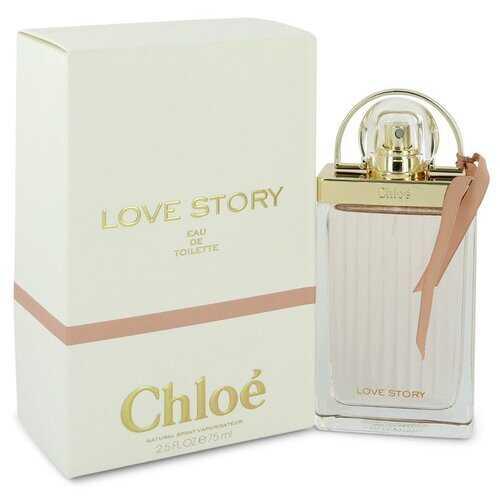 Chloe Love Story by Chloe Eau De Toilette Spray 2.5 oz (Women)