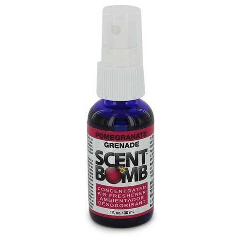 Scent Bomb Air Freshener by Scent Bomb Pomegranate Concentrated Air Freshener Spray 1 oz (Men)