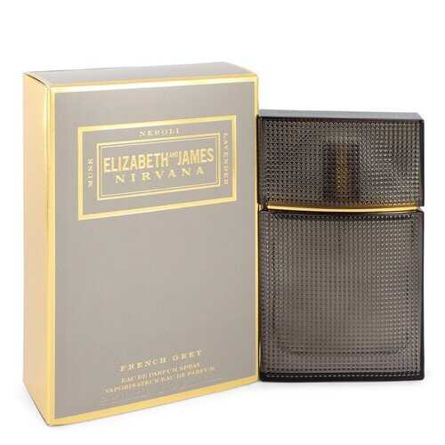 Nirvana French Grey by Elizabeth and James Eau De Parfum Spray (Unisex) 1.7 oz (Women)
