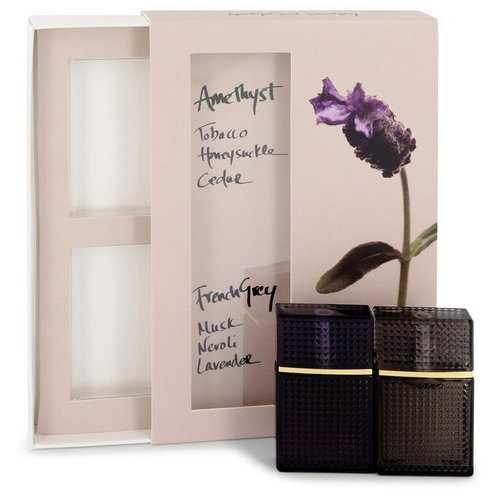 Nirvana Amethyst by Elizabeth and James Mini Gift Set -- .22 oz Mini EDP Amethyst + .22 oz Mini EDP French Grey (Women)