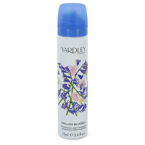 English Bluebell by Yardley London Body Spray 2.6 oz (Women)
