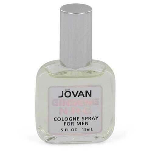 Jovan Ginseng NRG by Jovan Cologne Spray (unboxed) .5 oz (Men)