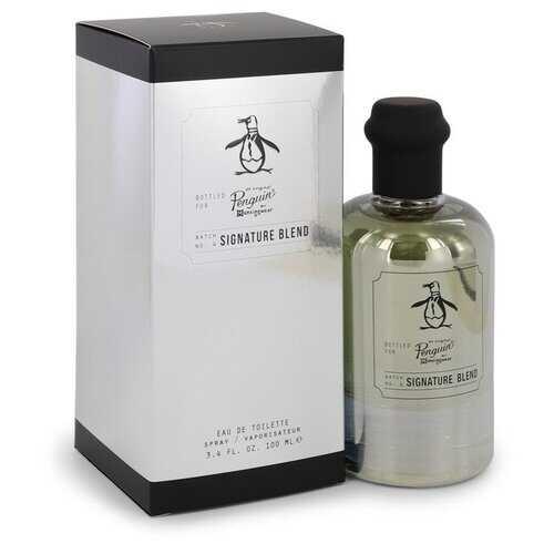 Original Penguin Signature Blend by Original Penguin Eau De Toilette Spray 3.4 oz (Men)