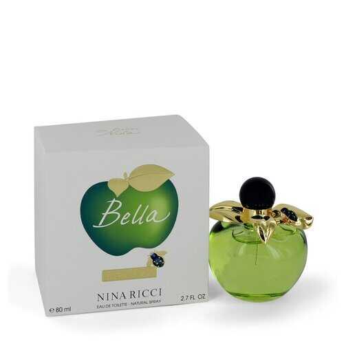 Bella Nina Ricci by Nina Ricci Eau De Toilette Spray 2.7 oz (Women)