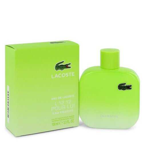 Lacoste Eau De Lacoste L.12.12 Pour Lui by Lacoste Eau De Toilette Fraiche Spray 3.3 oz (Men)