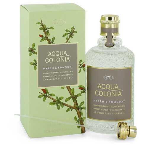 4711 Acqua Colonia Myrrh & Kumquat by Maurer & Wirtz Eau De Cologne Spray 5.7 oz (Women)