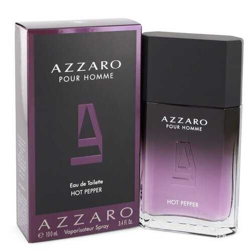 Azzaro Hot Pepper by Azzaro Eau De Toilette Spray 3.4 oz (Men)