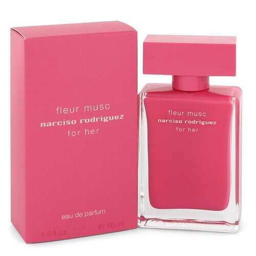 Narciso Rodriguez Fleur Musc by Narciso Rodriguez Eau De Parfum Spray 1.6 oz (Women)