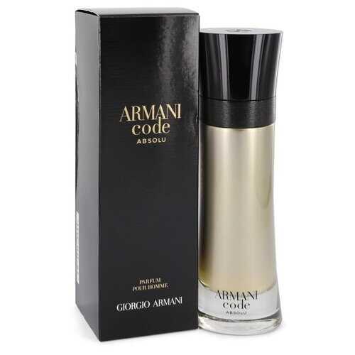 Armani Code Absolu by Giorgio Armani Eau De Parfum Spray 3.7 oz (Men)