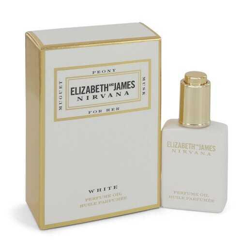 Nirvana White by Elizabeth and James Perfume Oil .47 oz (Women)