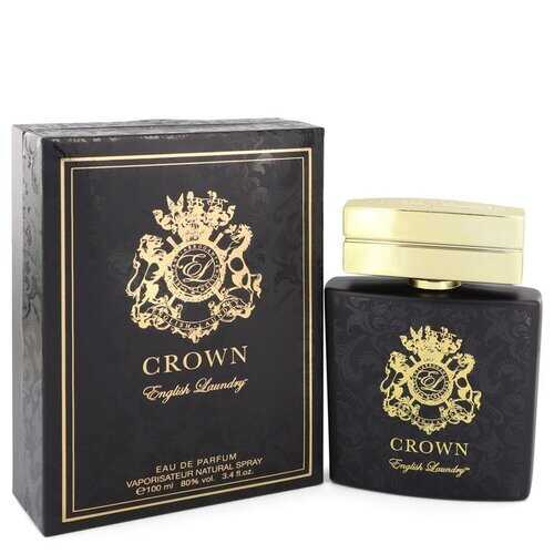 English Laundry Crown by English Laundry Eau De Parfum Spray 3.4 oz (Men)