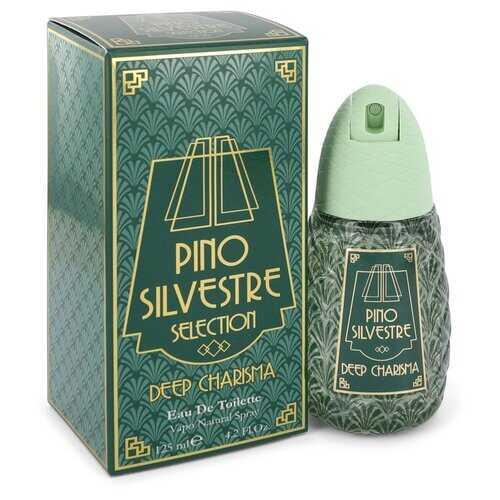 Pino Silvestre Selection Deep Charisma by Pino Silvestre Eau De Toilette Spray 4.2 oz (Men)