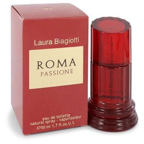 Roma Passione by Laura Biagiotti Eau De Toilette Spray 1.7 oz (Women)