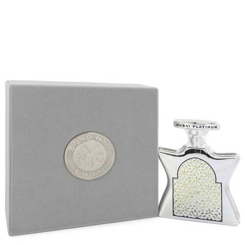 Bond No. 9 Dubai Platinum by Bond No. 9 Eau De Parfum Spray 3.4 oz (Women)