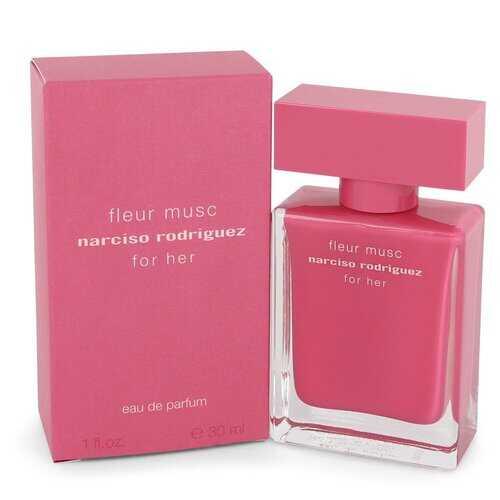 Narciso Rodriguez Fleur Musc by Narciso Rodriguez Eau De Parfum Spray 1 oz (Women)