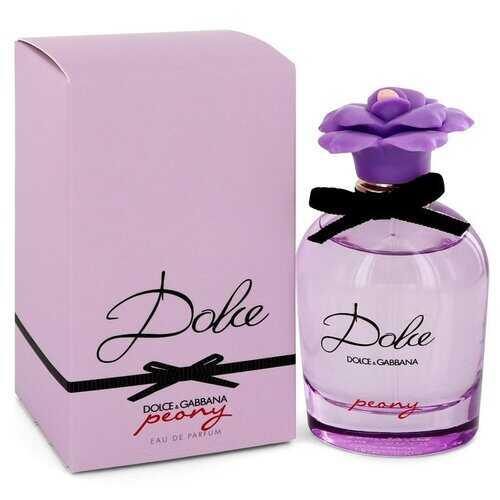 Dolce Peony by Dolce & Gabbana Eau De Parfum Spray 2.5 oz (Women)