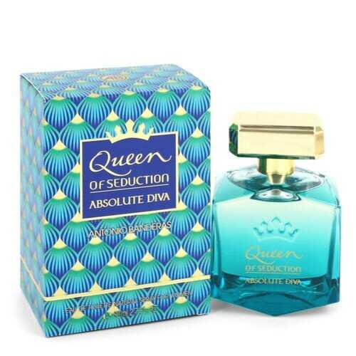 Queen of Seduction Absolute Diva by Antonio Banderas Eau De Toilette Spray 2.7 oz (Women)