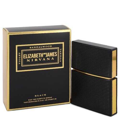 Nirvana Black by Elizabeth and James Eau De Parfum Spray 1 oz (Women)