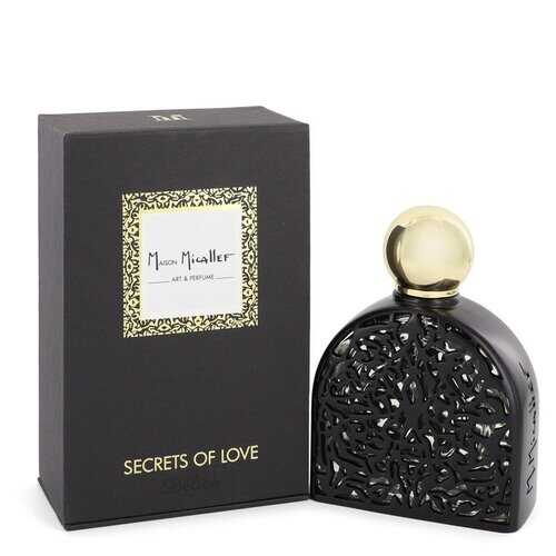 Secrets of Love Delice by M. Micallef Eau De Parfum Spray 2.5 oz (Women)