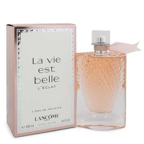 La Vie Est Belle L'eclat by Lancome L'eau de Toilette Spray 3.4 oz (Women)