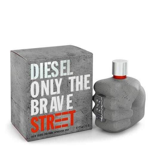 Only the Brave Street by Diesel Eau De Toilette Spray 4.2 oz (Men)
