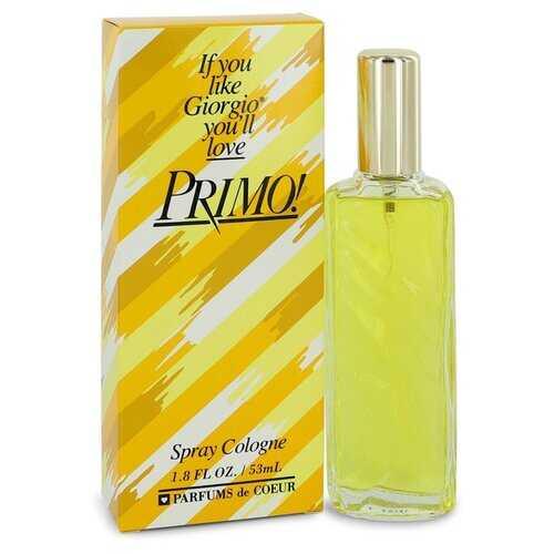 Designer Imposters Primo! by Parfums De Coeur Cologne Spray 1.8 oz (Women)