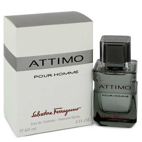 Attimo by Salvatore Ferragamo Eau De Toilette Spray 2 oz (Men)