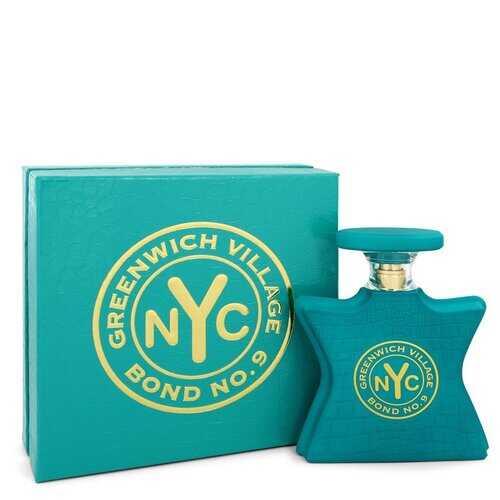 Greenwich Village by Bond No. 9 Eau De Parfum Spray 3.4 oz (Men)