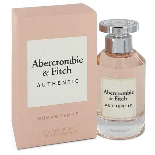 Abercrombie & Fitch Authentic by Abercrombie & Fitch Eau De Parfum Spray 3.4 oz (Women)