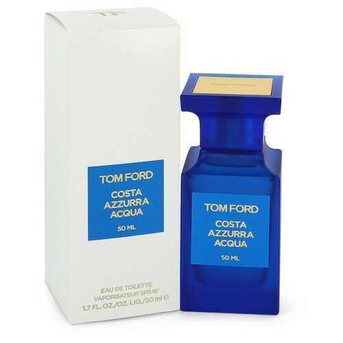 Tom Ford Costa Azzurra Acqua by Tom Ford Eau De Toilette Spray (Unisex) 1.7 oz (Women)