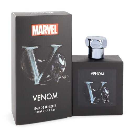 Marvel Venom by Marvel Eau De Toilette Spray 3.4 oz (Men)