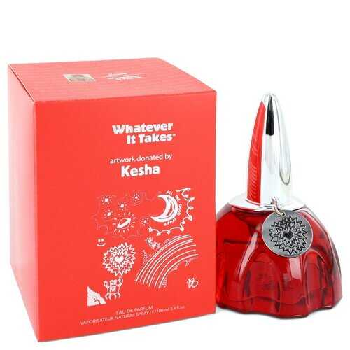 Whatever It Takes Kesha by Whatever it Takes Eau De Parfum Spray 3.4 oz (Women)