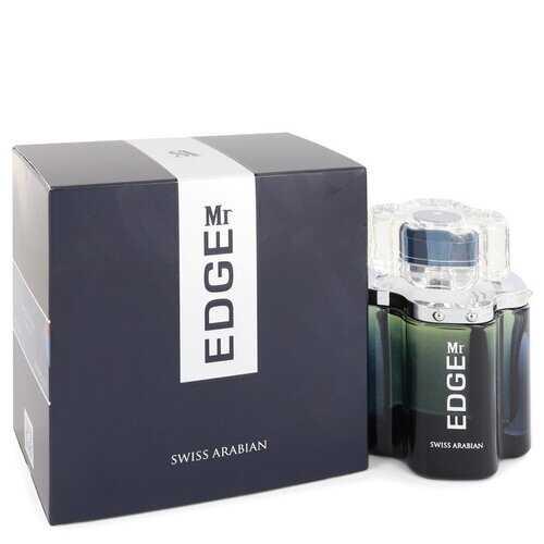Mr Edge by Swiss Arabian Eau De Parfum Spray 3.4 oz (Men)