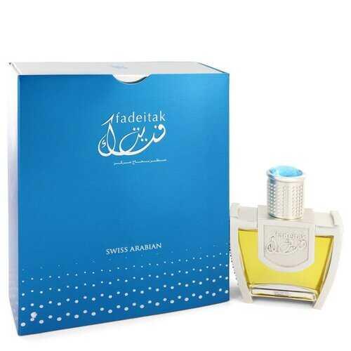 Swiss Arabian Fadeitak by Swiss Arabian Eau De Parfum Spray 1.5 oz (Women)
