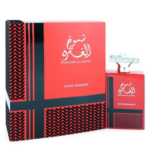 Shumoukh Al Ghutra by Swiss Arabian Eau De Parfum Spray 3.4 oz (Men)