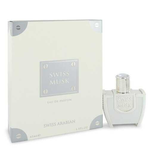 Swiss Musk by Swiss Arabian Eau De Parfum Spray (Unisex) 1.5 oz (Men)